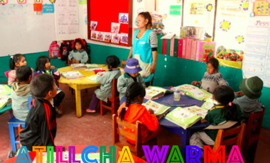 Project visual ATILLCHA WARMA : Des compagnons à Cuzco