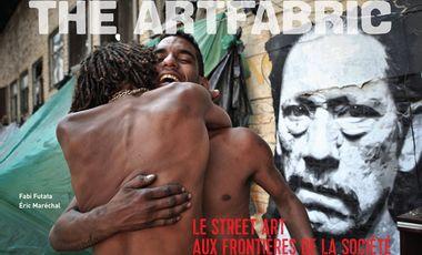 Visueel van project The ArtFabric - Le street art aux frontières de la société