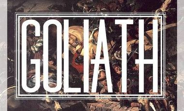 Project visual Goliath - Sortie d'EP