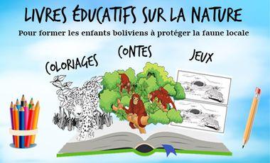 Visueel van project Série de livres éducatifs sur la faune bolivienne