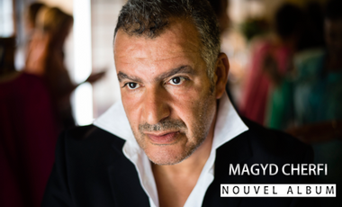 Project visual Magyd Cherfi - Nouvel album