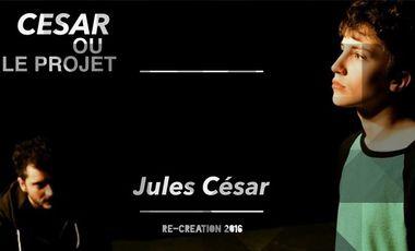 Visuel du projet CÉSAR ou le projet Jules César