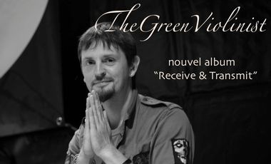 Project visual The Green Violinist