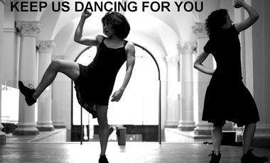 Visueel van project Keep Us dancing for You