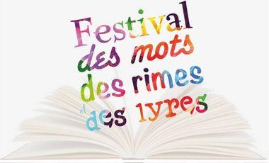 Visuel du projet Poésie, Festival des mots, des rimes et des lyres