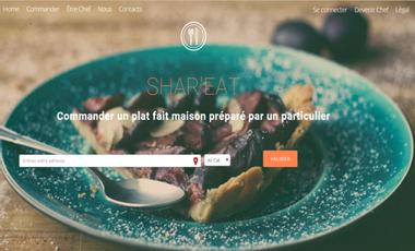Visuel du projet Shar'Eat