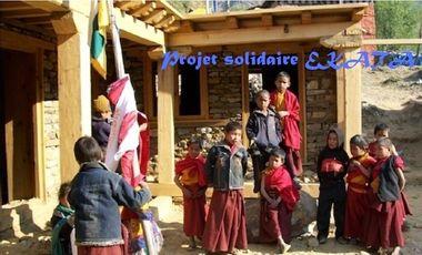 Project visual PROJET EKATA, AU NEPAL