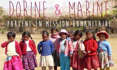 Visueel van project Dorine & Marine partent en mission humanitaire au Pérou