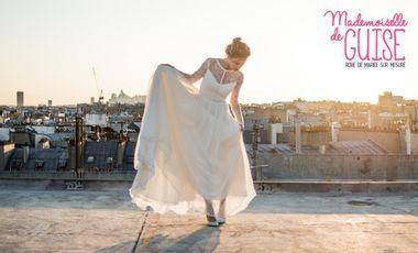 Visueel van project Mademoiselle de Guise - Robes de mariée