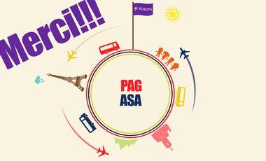 Project visual Projet Scouts & Guides de France: Pag-asa (Espoir)