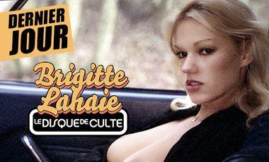 Project visual Brigitte Lahaie, le disque de culte by Goraguer