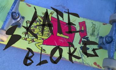 Visueel van project Skateblorg