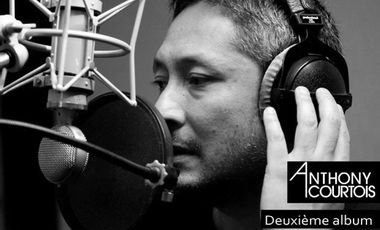 Project visual ANTHONY COURTOIS - Deuxième Album