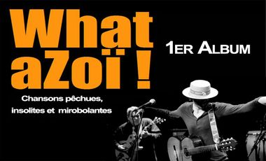 Project visual What aZoï ! - Premier album