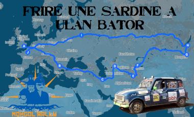 Project visual Frire une sardine à Ulan Bathor
