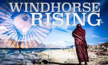 Project visual Windhorse Rising