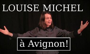 Visueel van project Louise Michel à Avignon