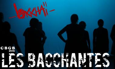 Visueel van project Les Bacchantes du CBGB