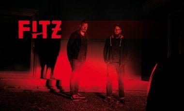 Project visual Soutenez FiTZ pour la sortie de son 1er Album