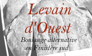 Project visual Levain d'Ouest, boulange alternative en Finistère sud