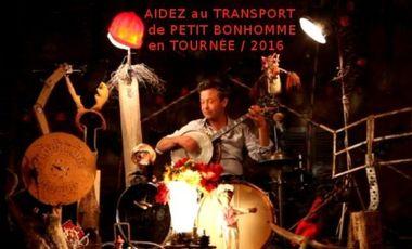 Visueel van project Aidez au Transport de Petit Bonhomme en Tournée