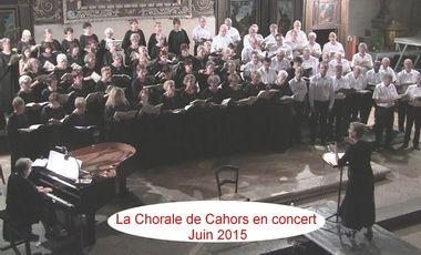 Visueel van project Participez au financement de la tournée de concerts de La Chorale de Cahors en Allemagne