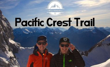 Visueel van project Pacific Crest Trail 2016