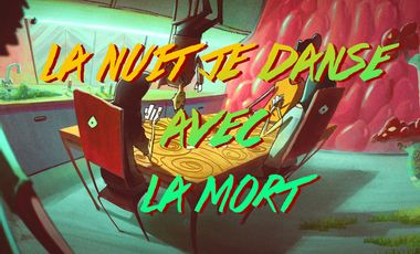 Visueel van project La Nuit Je Danse Avec La Mort