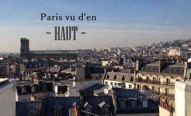 Visueel van project Paris vu d'en haut