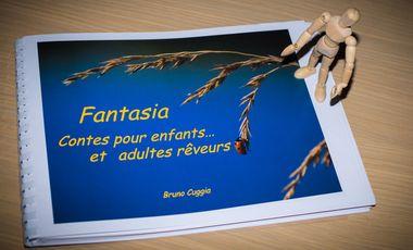Visuel du projet Fantasia, contes pour enfants et adultes... rêveurs
