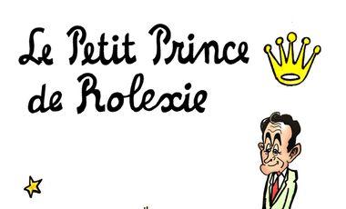 Visuel du projet Nicolas Le Petit Prince de Rolexie.