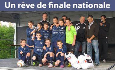Visueel van project Un rêve de finale nationale