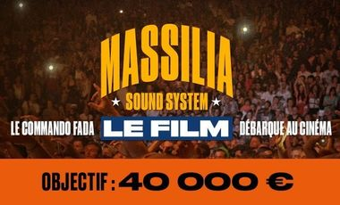 Project visual MASSILIA Sound System LE FILM