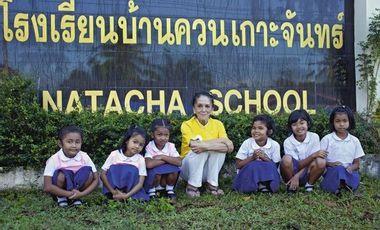 Project visual Aidez les enfants en Thaïlande