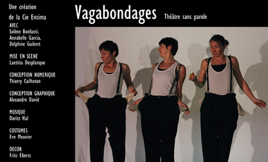 Project visual Vagabondages