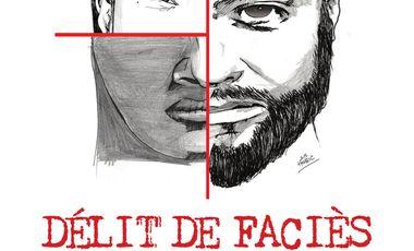 """Project visual Spectacle """"Délit de Faciès"""""""