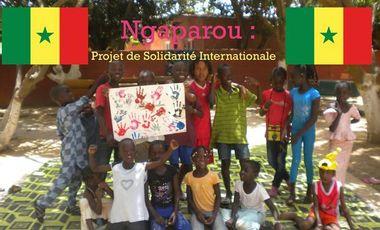 Visuel du projet M'Bour - Projet de Solidarité Internationale