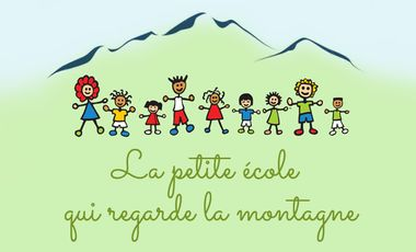 Visuel du projet La petite école qui regarde la montagne