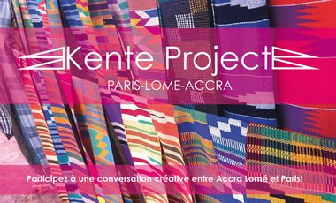 Visueel van project Kente Project