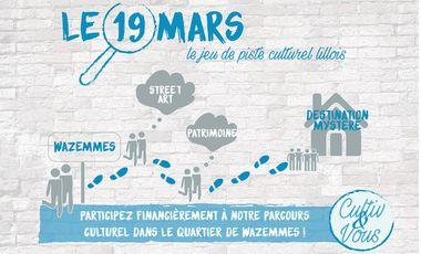 Visueel van project Les secrets de Wazemmes - Cultiv&vous