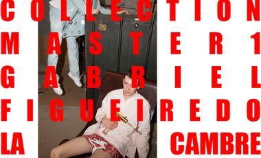 Project visual Collection de Master 1 de Gabriel Figueiredo, La Cambre