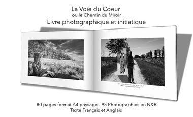 Project visual La voie(x) du coeur ou le Chemin du Miroir