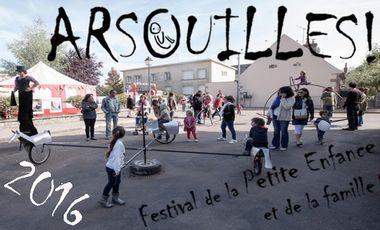 """Project visual Le Piano-Manège en avant première sur le festival """"Arsouilles!"""""""