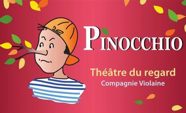 Project visual Pinocchio