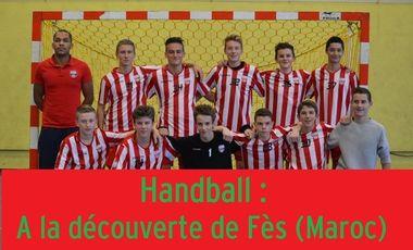 Visuel du projet Handball : à la découverte de Fès (Maroc)!