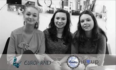 Visuel du projet Un Jour Un Pays dans l'aventure Europ'Raid