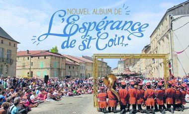 Project visual Nouvel album de l'Espérance de St-Coin !