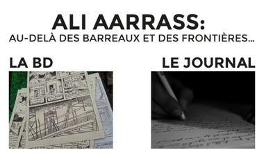 Visuel du projet Ali Aarrass: Au-delà des barreaux et des frontières…