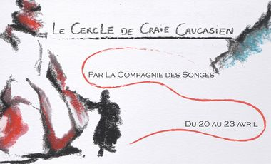 Project visual Le Cercle de Craie Caucasien