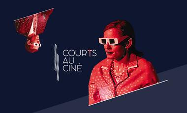 Visuel du projet Festival Courts au ciné - Projet étudiant